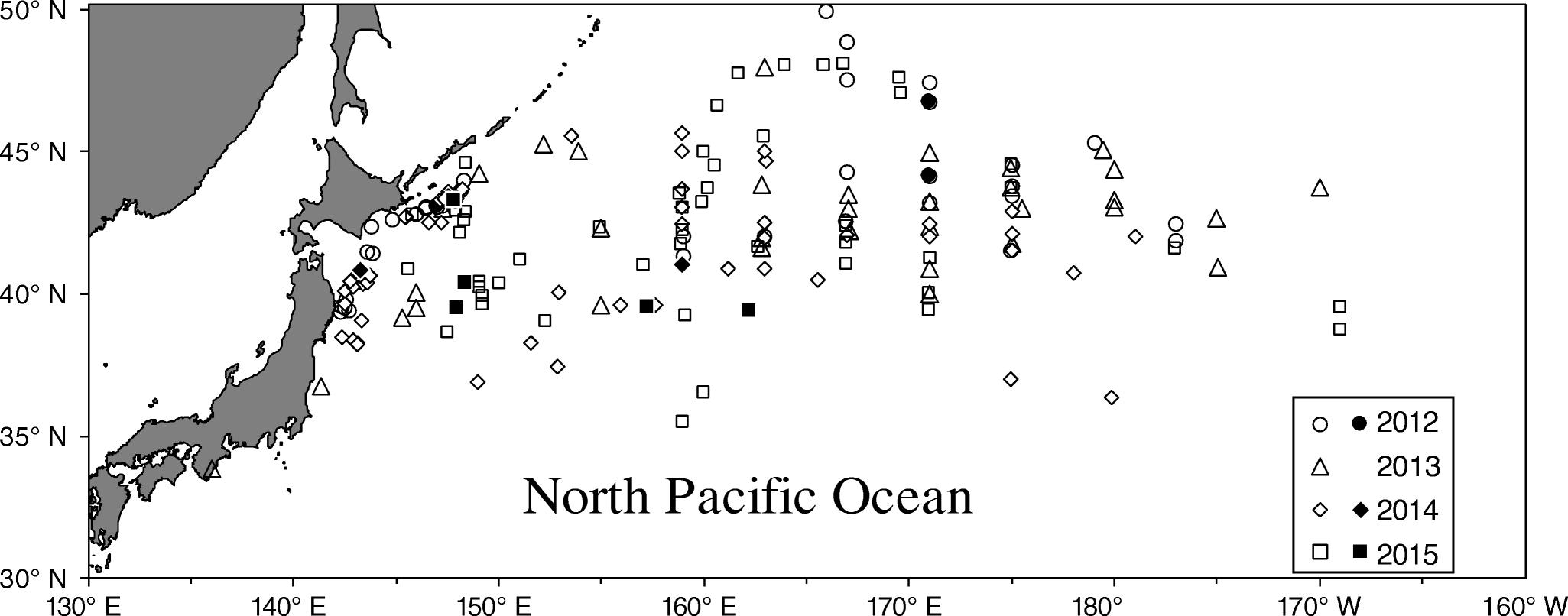 Genetic and morphological variation in Pennella sp