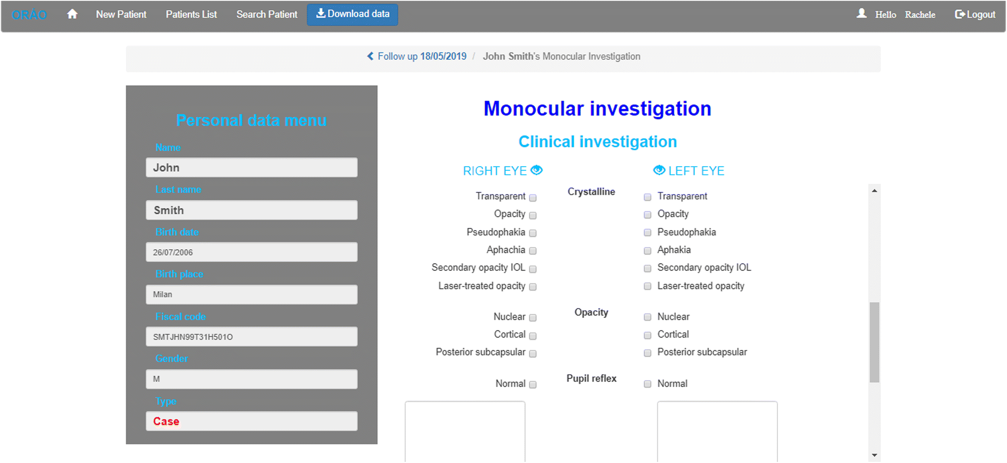 A collaborative RESTful cloud-based tool for management of