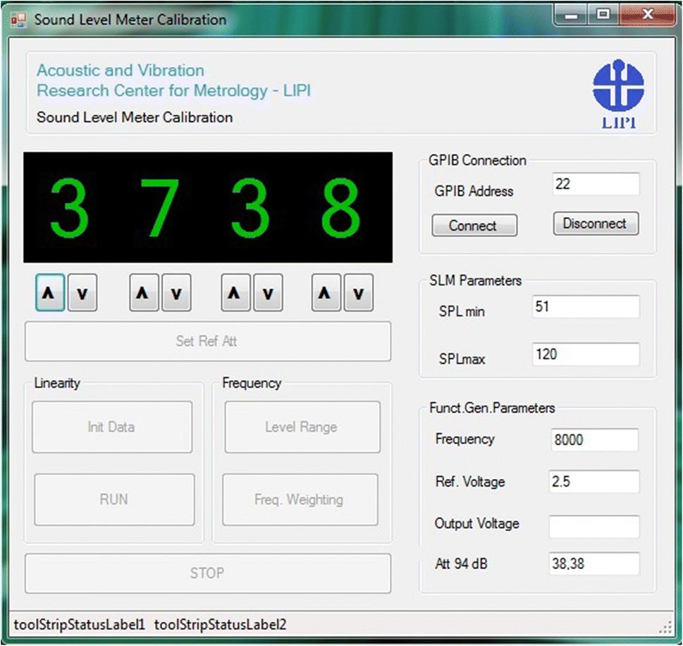 Computer Sound Meter