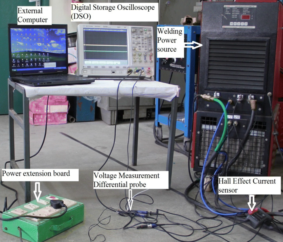 Performance Evaluation Of Arc Welding Process Using Weld Data Hall Effect Current Sensor Wiring Open Image In New Window
