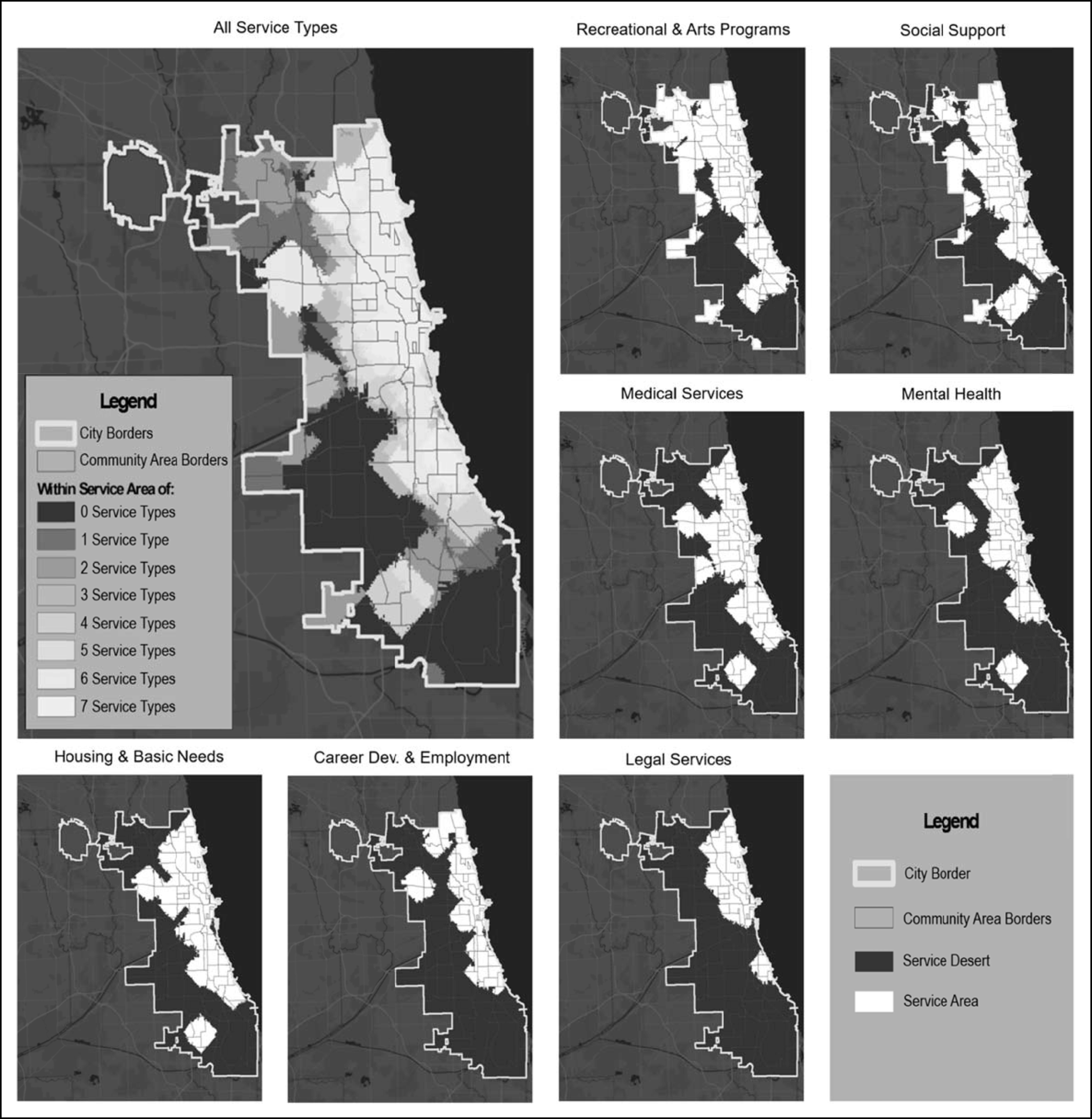 Racial and Socioeconomic Inequity in the Spatial