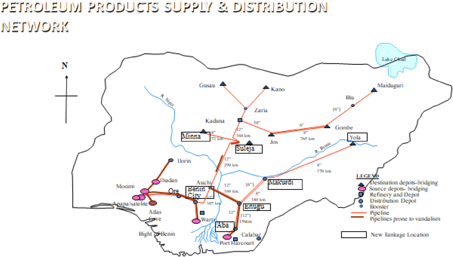 Refining in Nigeria: history, challenges and prospects | SpringerLink
