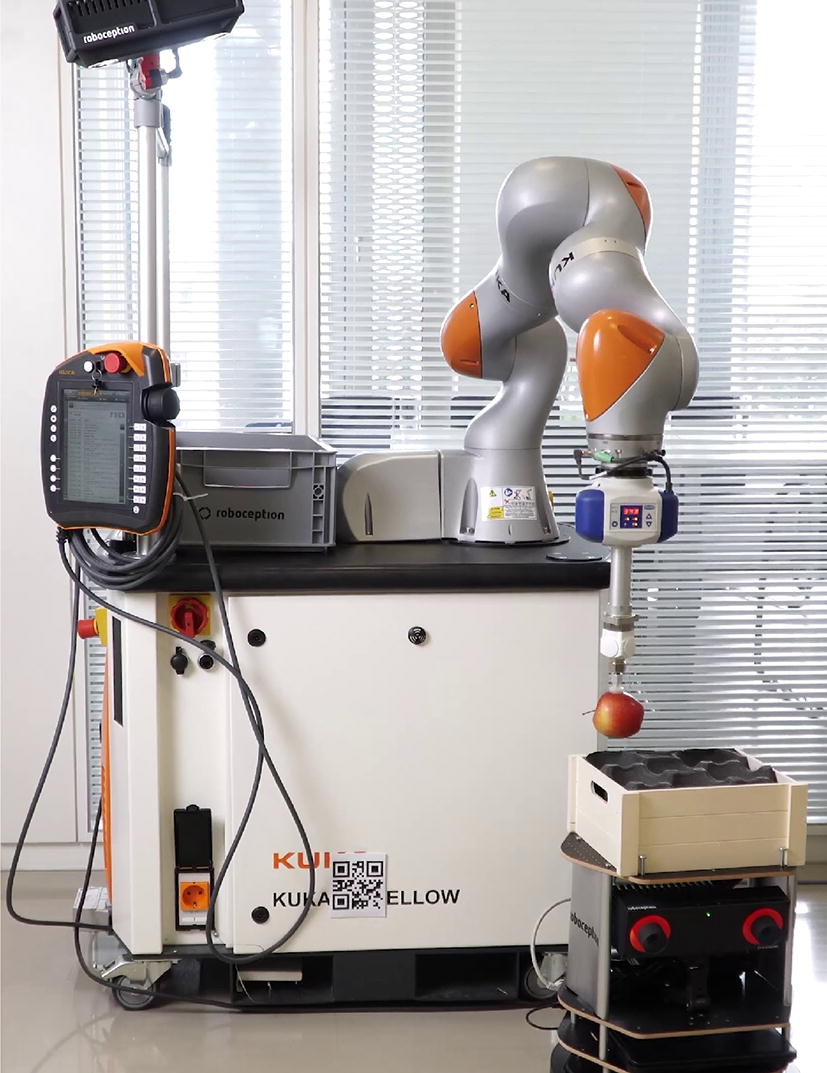 Vision-Based Solutions for Robotic Manipulation and
