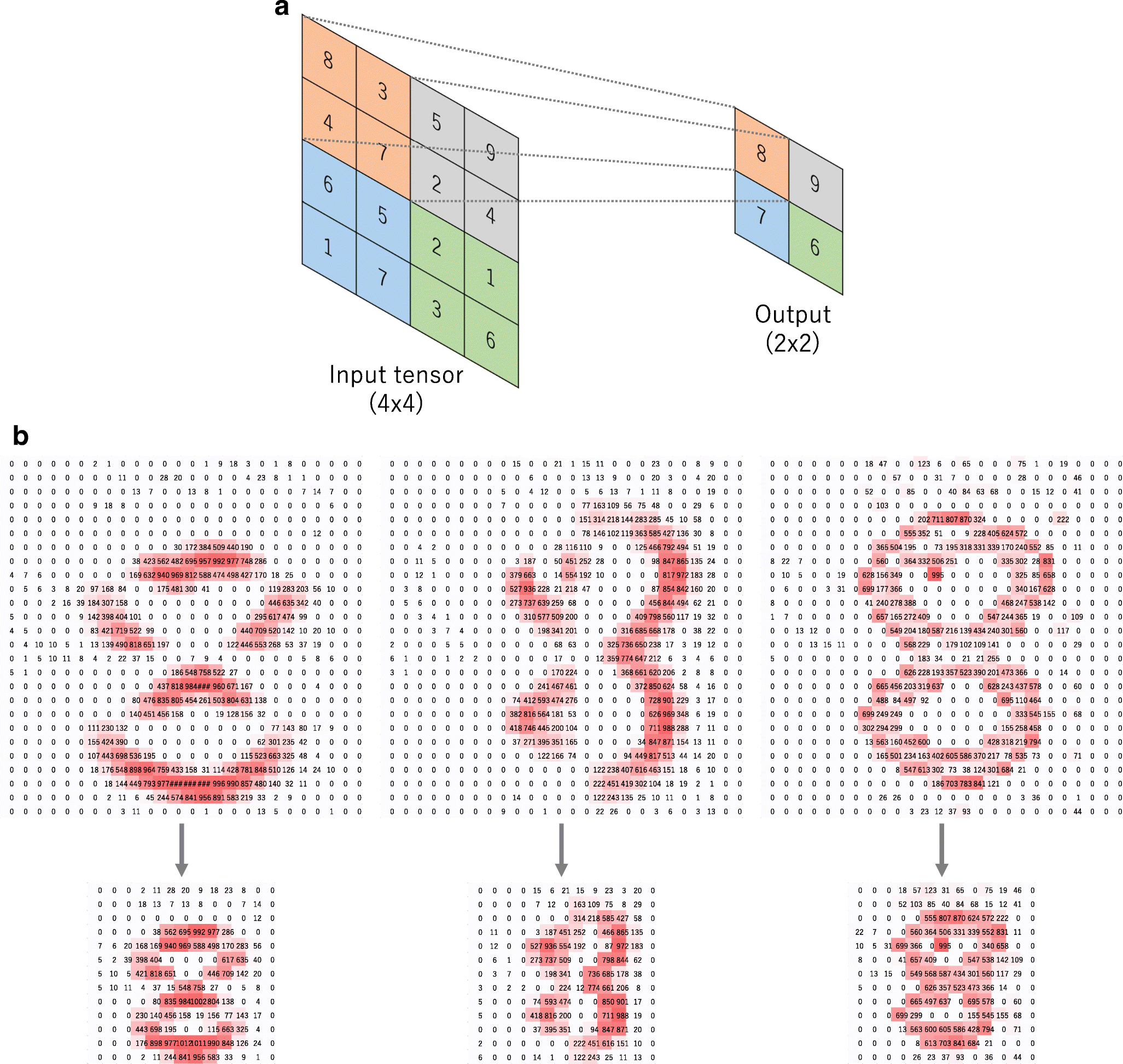Convolutional neural networks: an overview and application