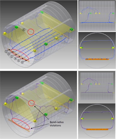 A methodology to enable automatic 3D routing of aircraft ... on