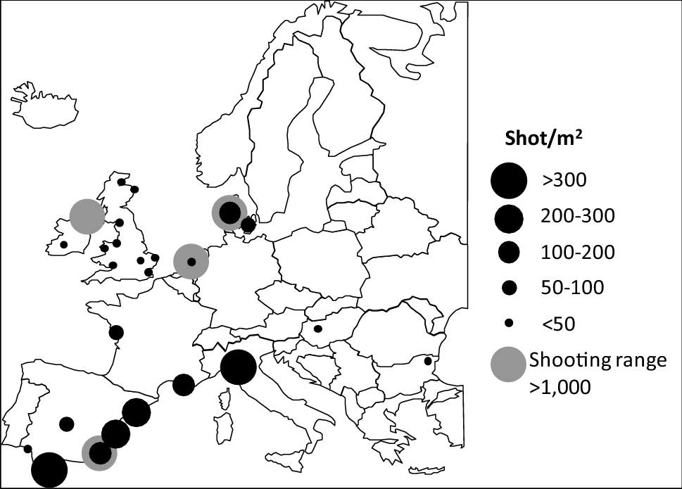 Effects of lead from ammunition on birds and other wildlife: A