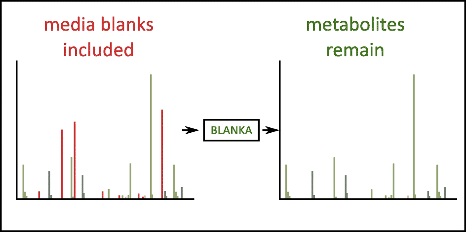 d4826bad8 BLANKA: an Algorithm for Blank Subtraction in Mass Spectrometry of ...