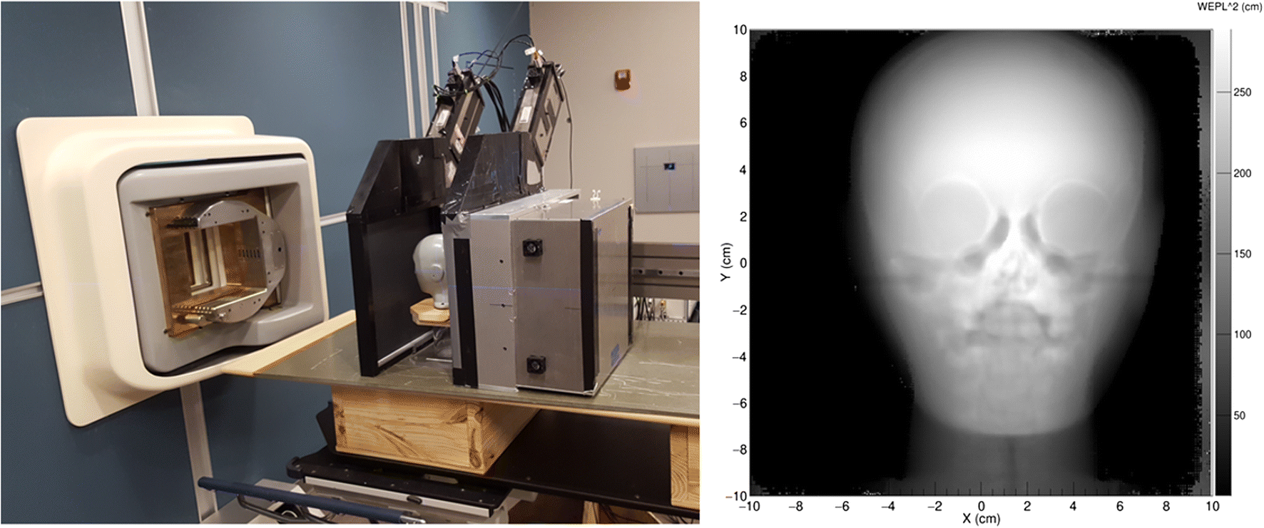 Fast in situ image reconstruction for proton radiography | SpringerLink