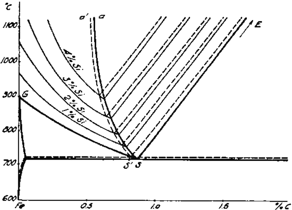 Graphite Formation and Dissolution in Ductile Irons and Steels