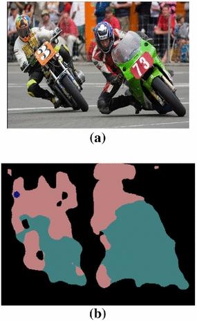 A review of semantic segmentation using deep neural networks