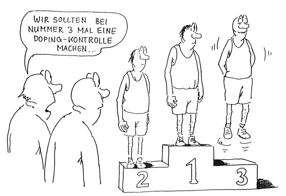 WADA und NADA zu Doping im Leistungssport | SpringerLink