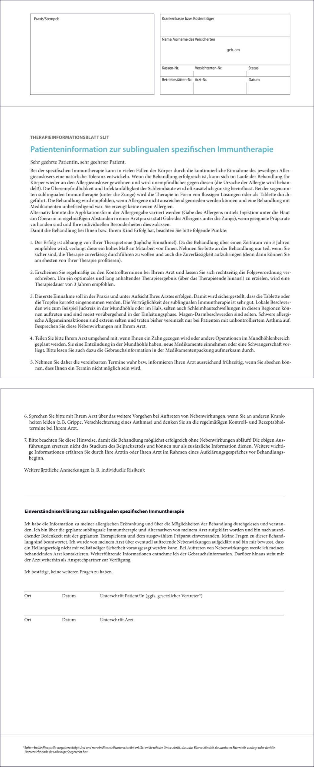 c11ddb74b8 Leitlinie zur (allergen-)spezifischen Immuntherapie bei IgE ...