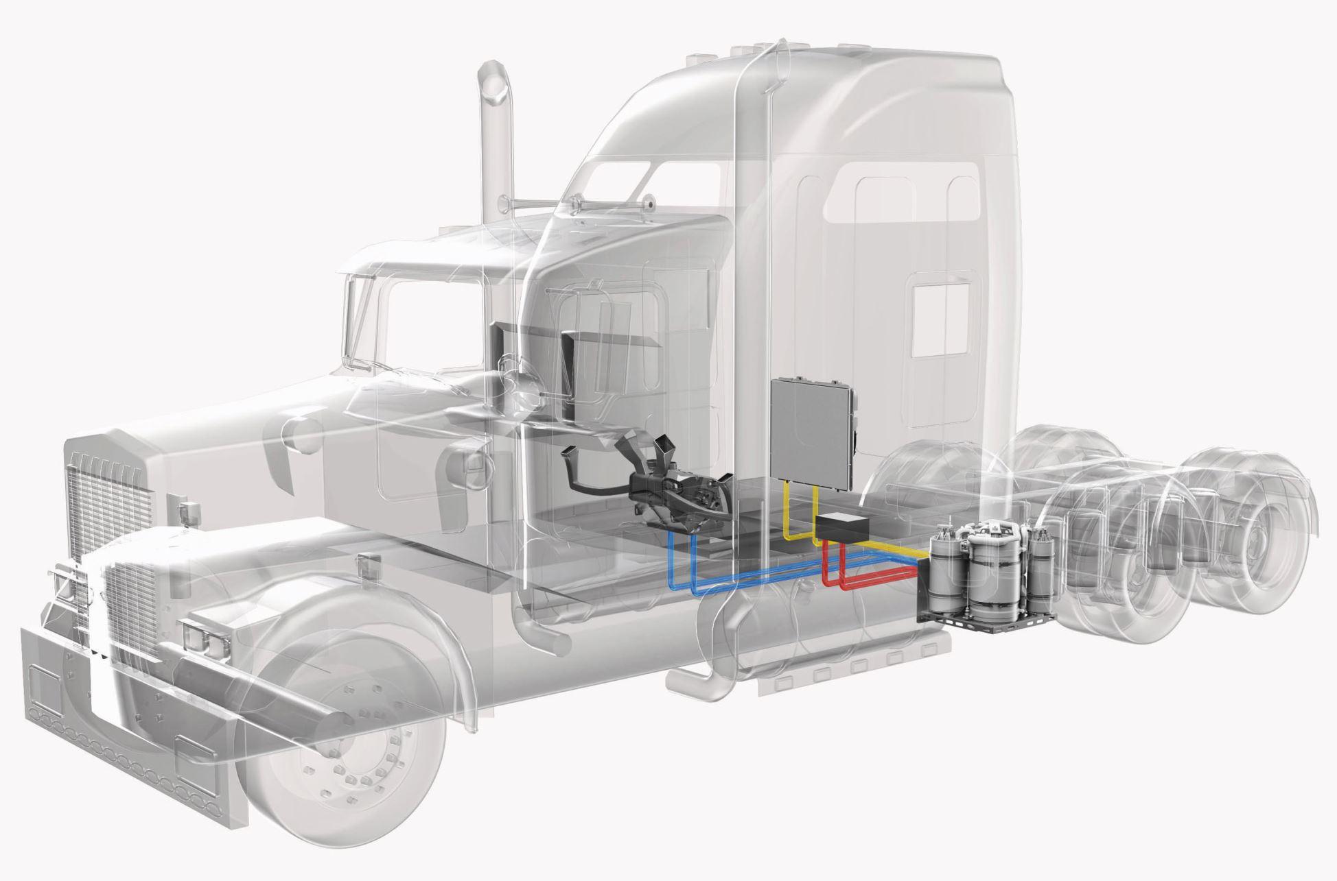 QCWI Die Nicht perforierte und zerst/örungsfreie Installation des Autospoilers ist f/ür das mit Kohlefaser modifizierte Heckheck des BMW 4er F36 M4 geeignet das das Auto ab 2014