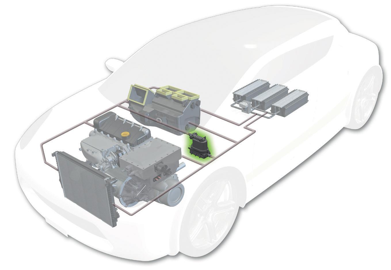 Development of a High-voltage coolant Heater | SpringerLink