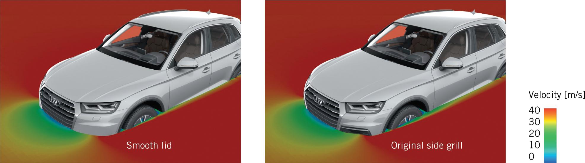 The Aerodynamic Concept of the Audi Q5 | SpringerLink