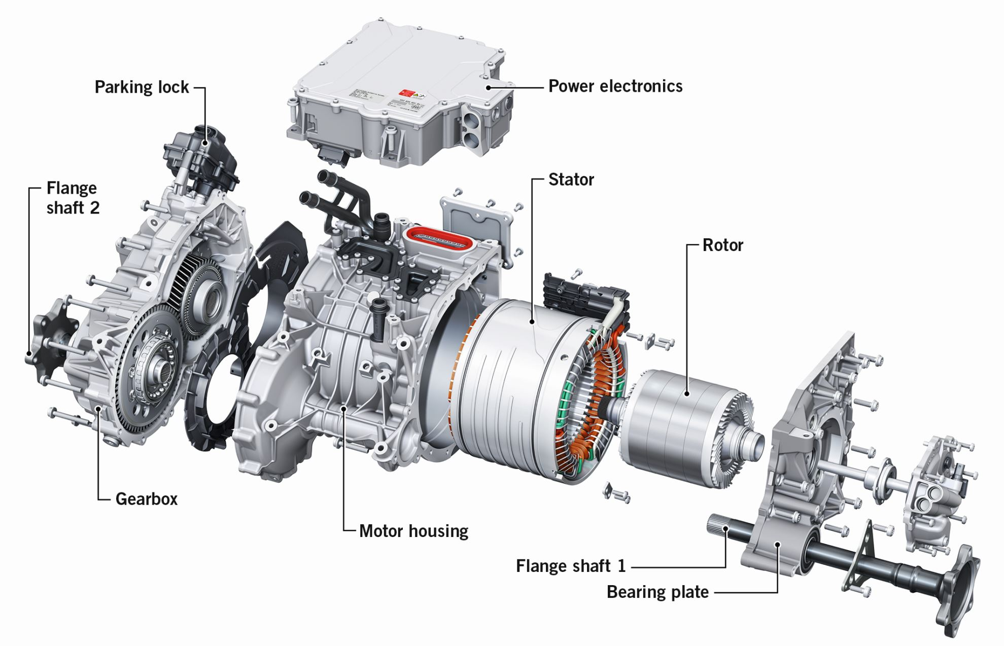 The New Electric Axle Drives From Audi Springerlink Engine Housing Diagram Open Image In Window