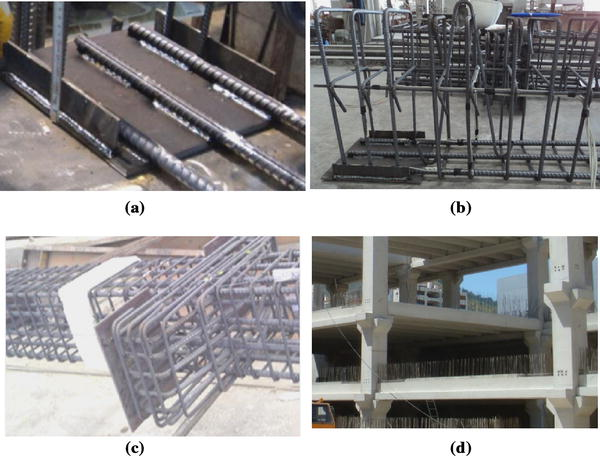 Experimental Cyclic Behavior Of Precast Hybrid Beam Column