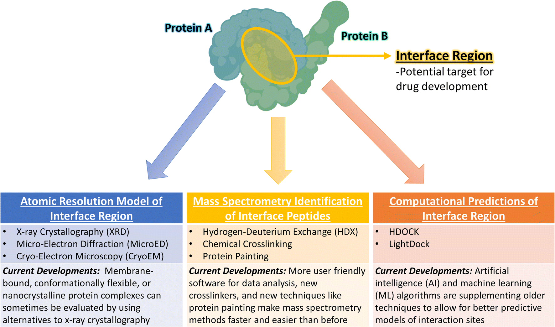 Next-Generation Techniques for Determination of Protein