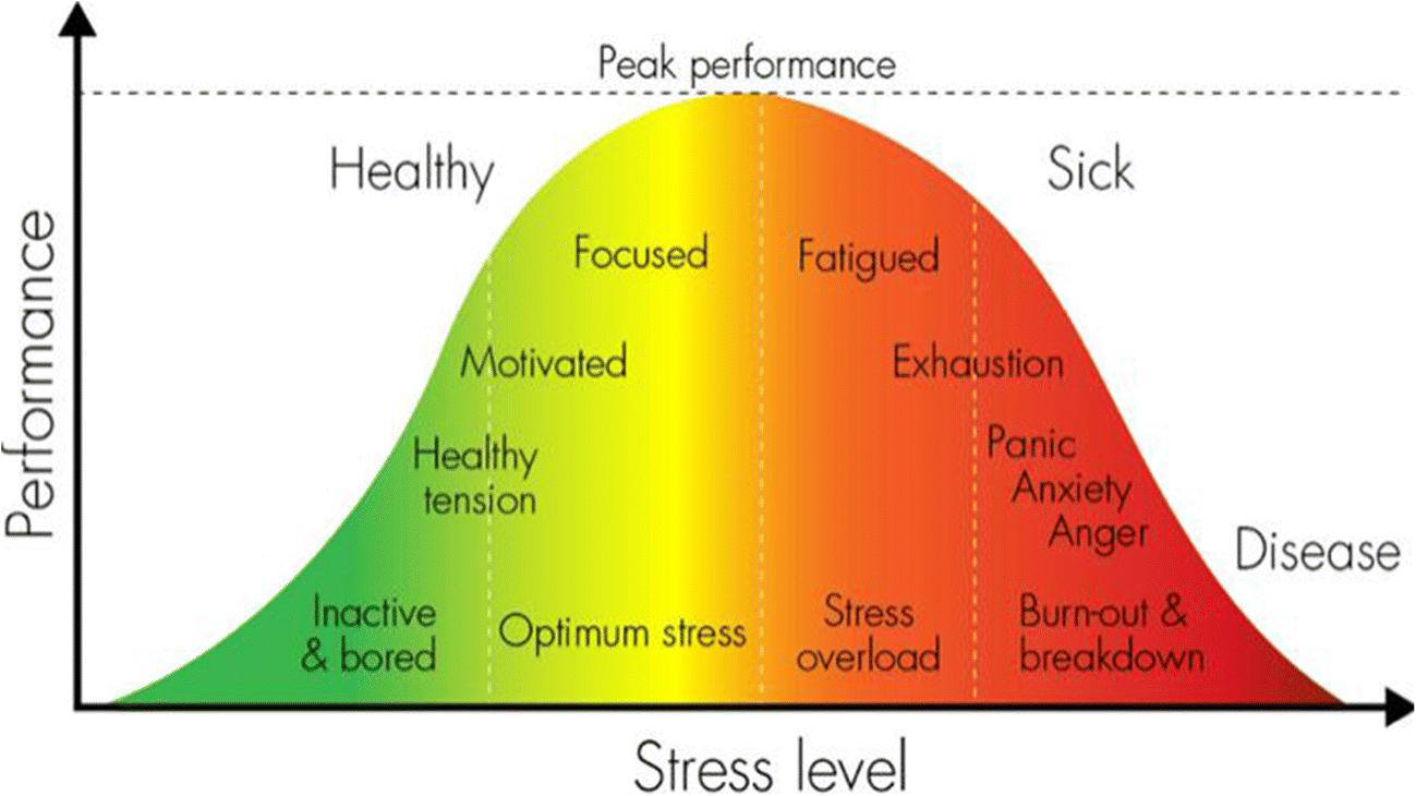 early raises stress levels - 1280×696