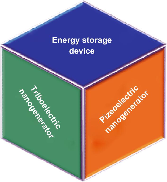 Nanogenerator-Based Self-Charging Energy Storage Devices