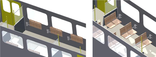 Innovative Interior Designs for Urban Freight Distribution