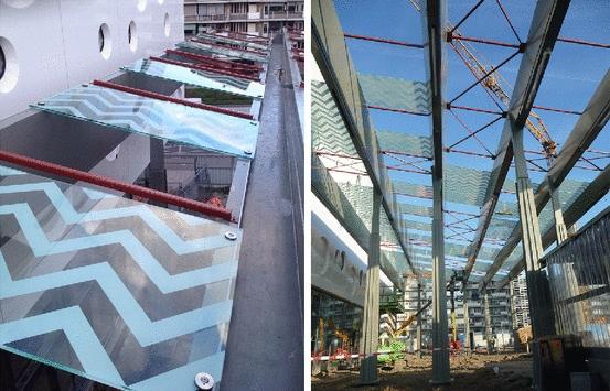 Glass-reinforced steel structures | SpringerLink
