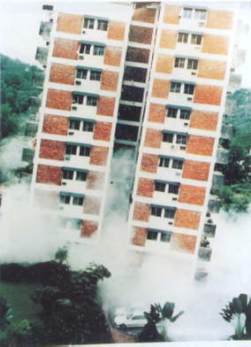 highland tower collapse report
