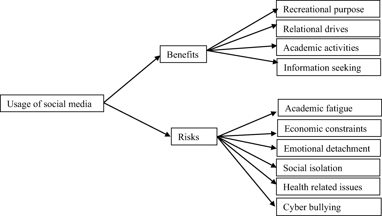 Perceived Benefits and Risks of Social Media: Ethiopian Secondary