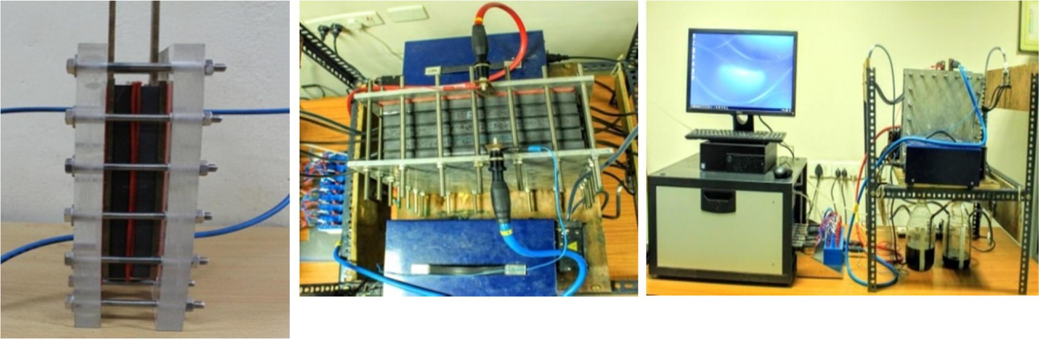 Stack Design Considerations for Vanadium Redox Flow Battery