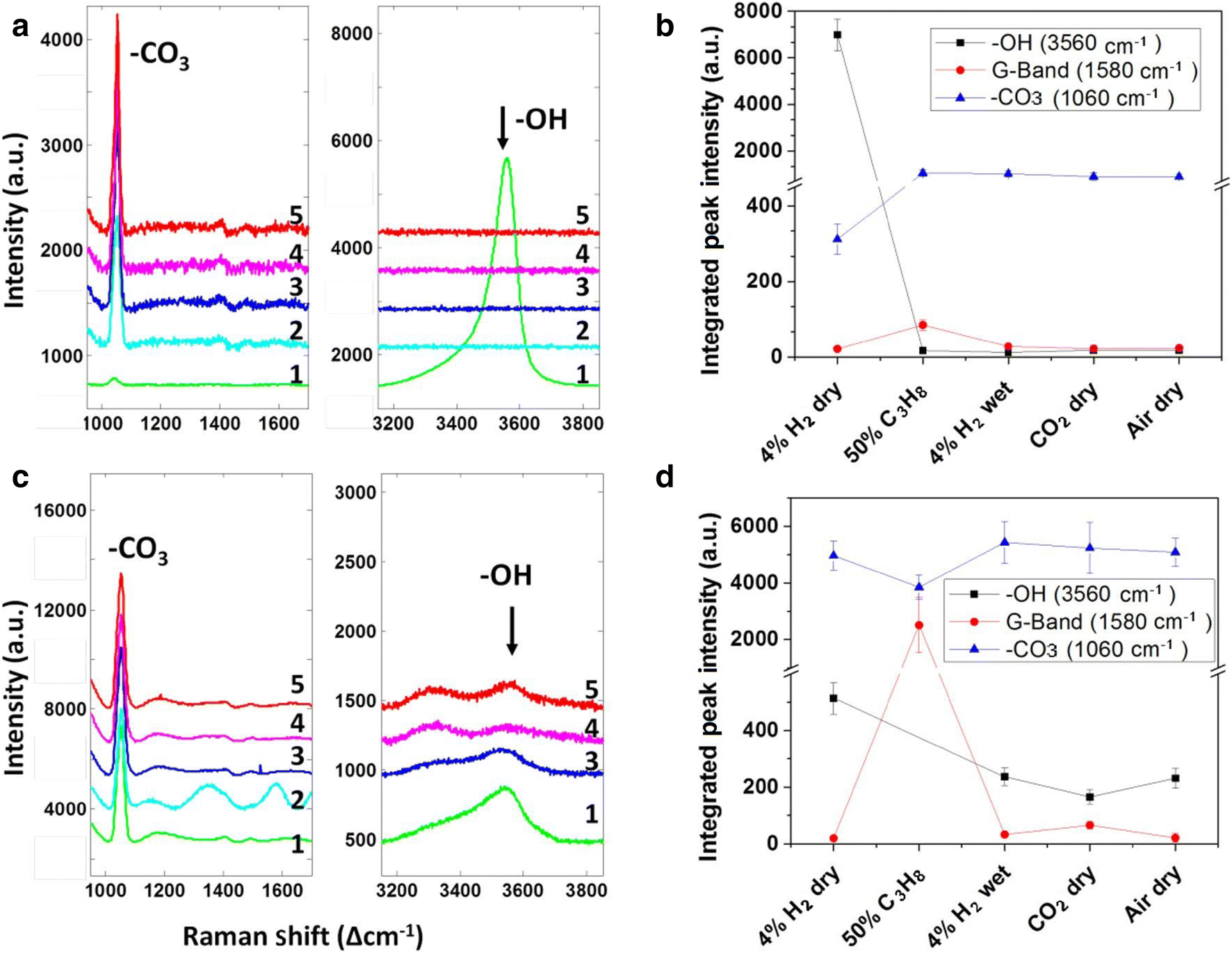 In Situ and Surface-Enhanced Raman Spectroscopy Study of Electrode Diagram Controller Temperature Wiring on