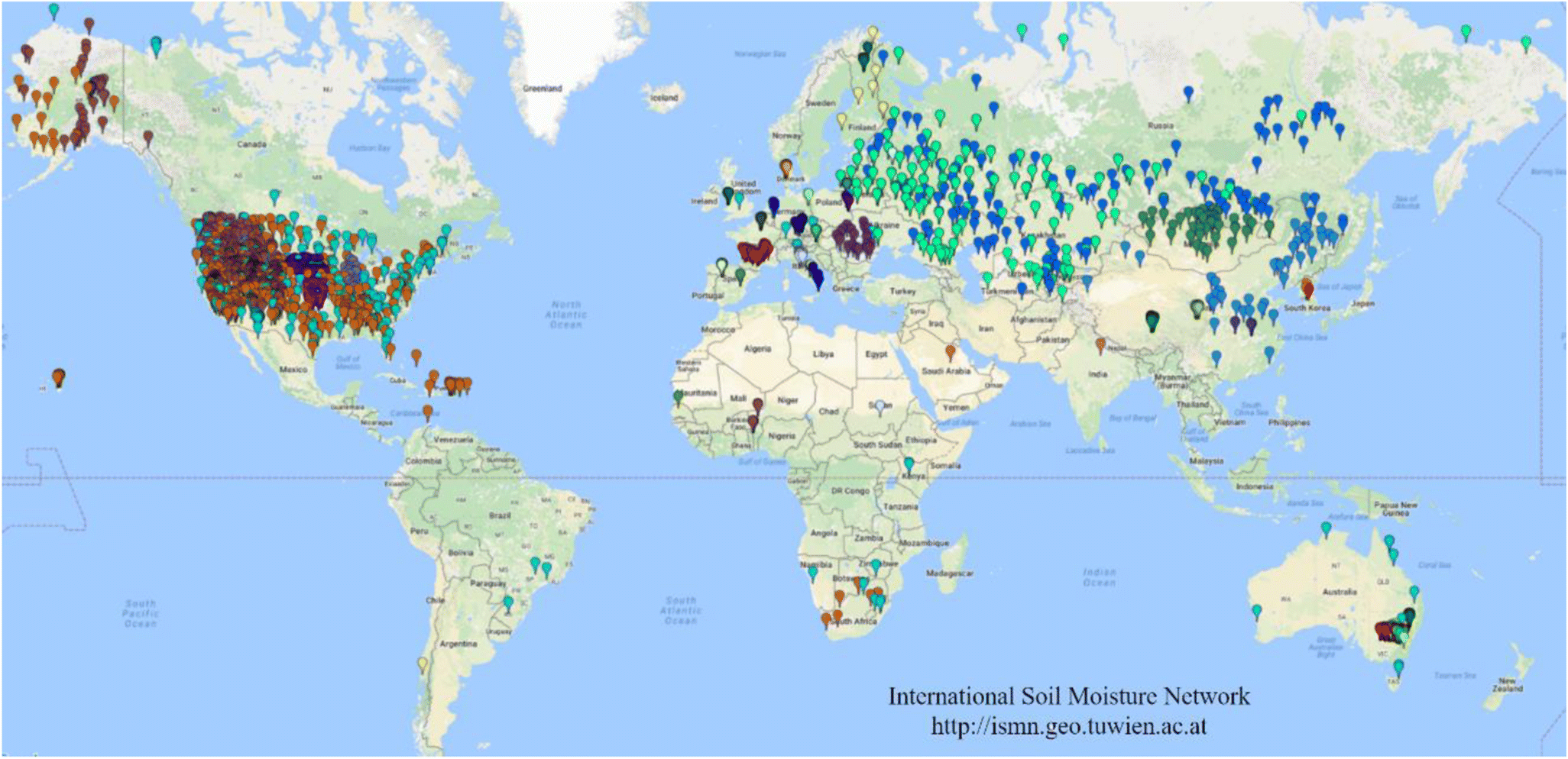 A Review of Satellite-Derived Soil Moisture and Its Usage ...
