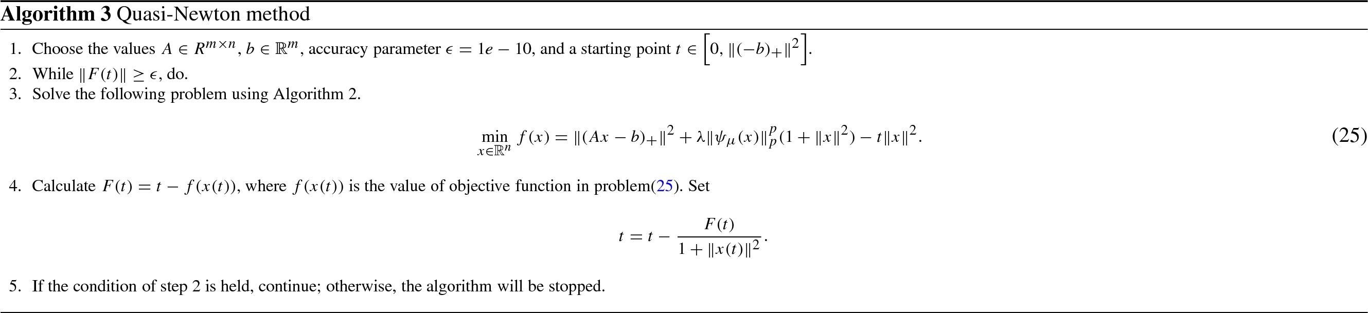 equation]-Norm Regularization Method [equation] and DC
