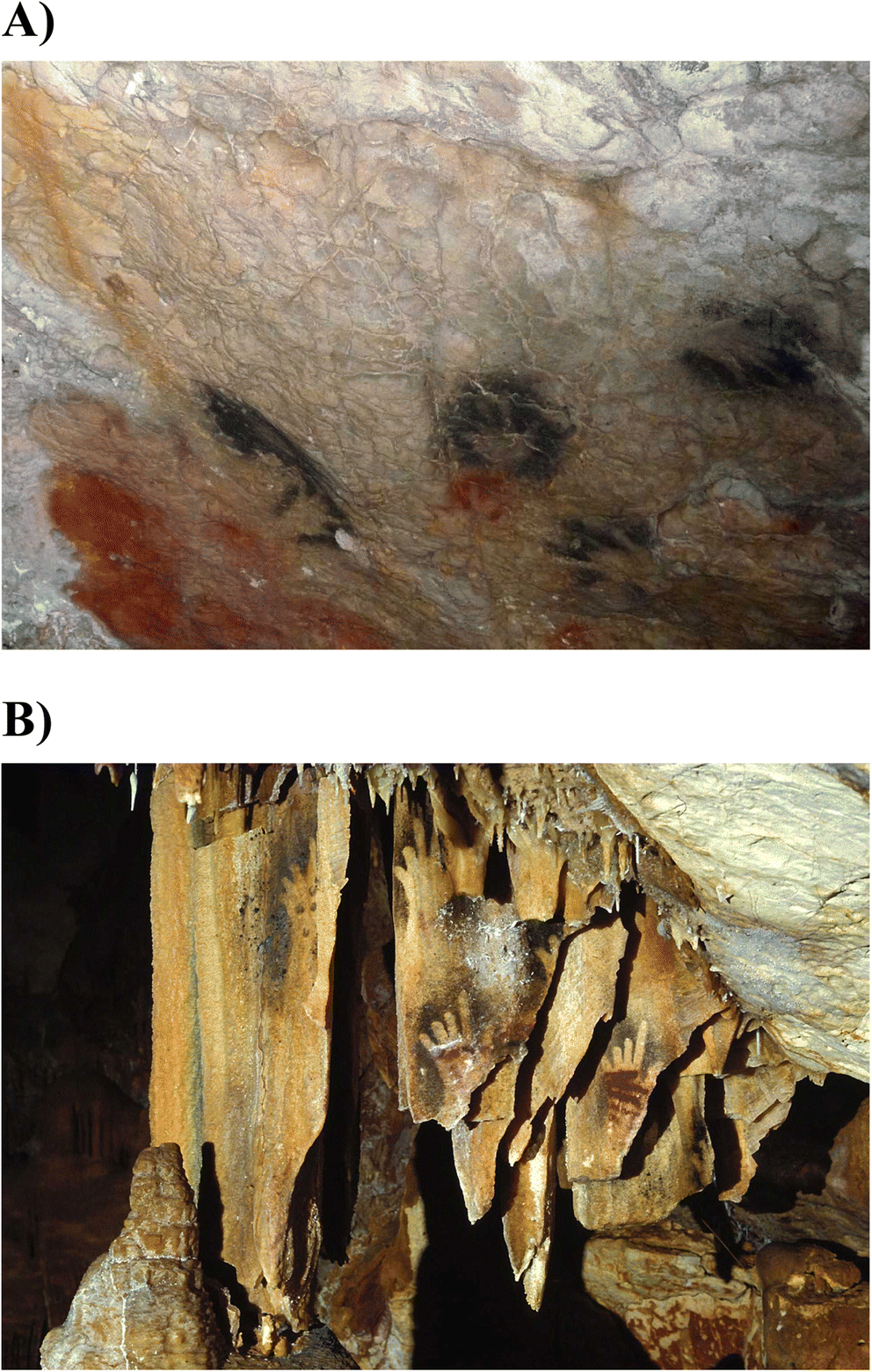A Cross-cultural Perspective on Upper Palaeolithic Hand