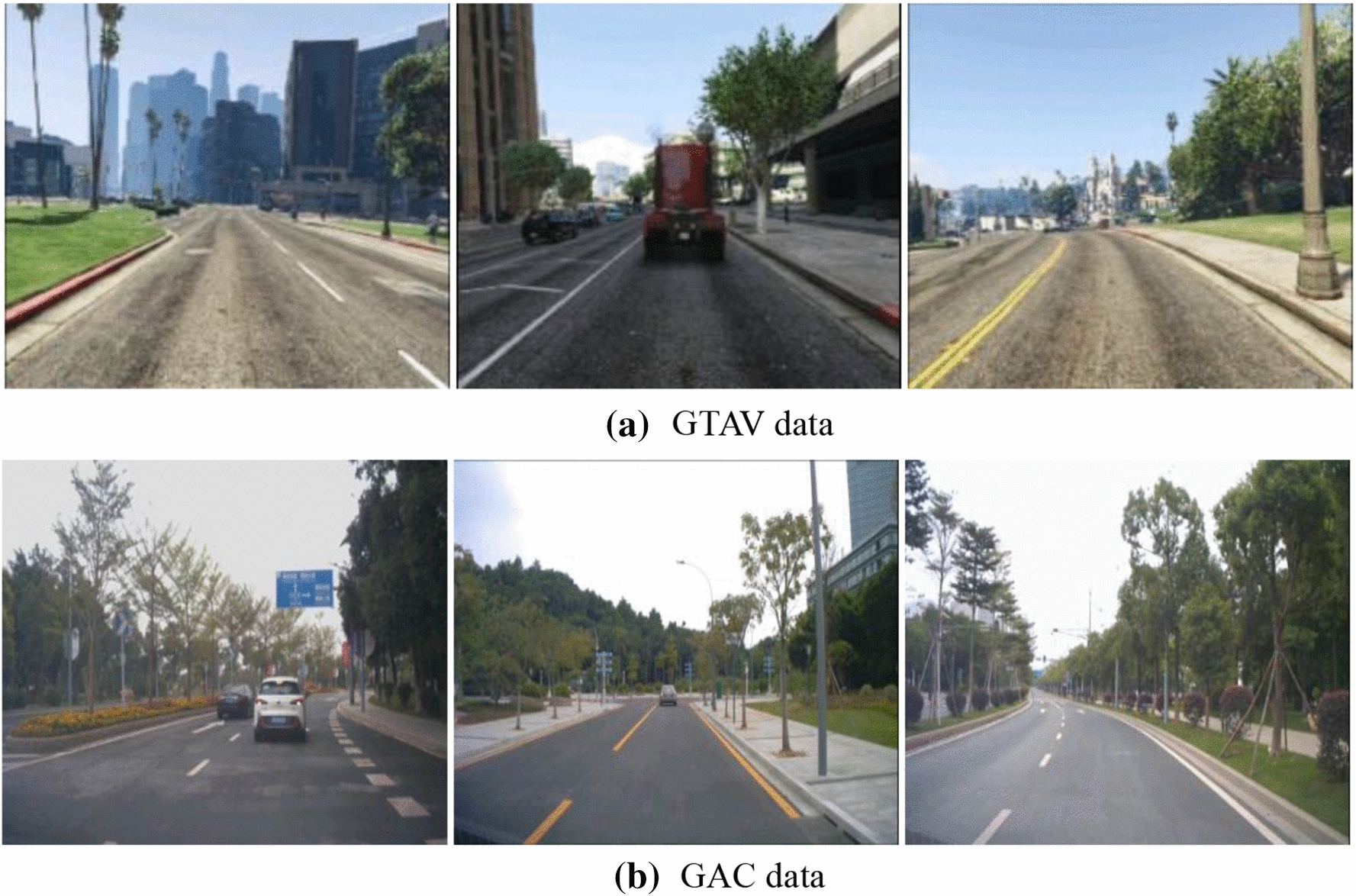 End-to-End Self-Driving Using Deep Neural Networks with Multi
