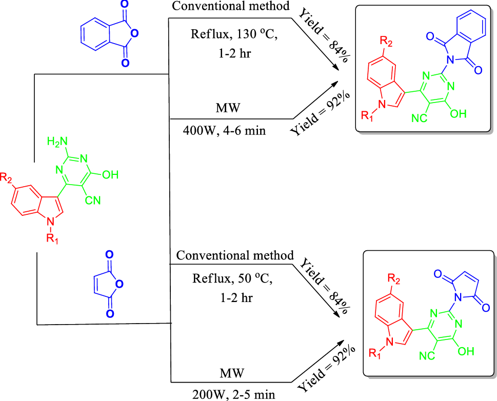 A Facile and Microwave Assisted Solvent Free Synthesis of