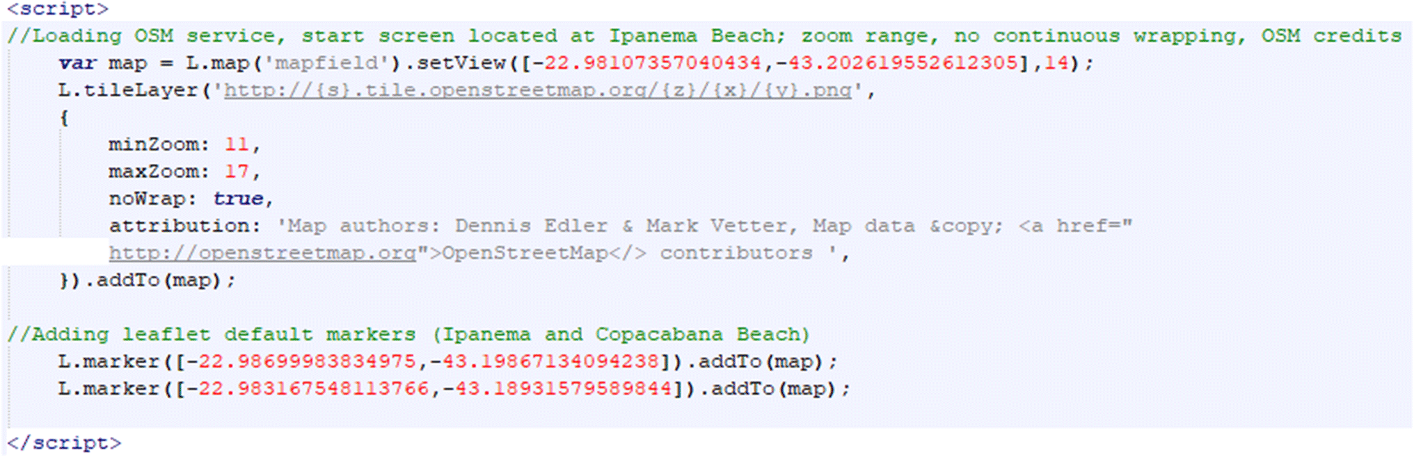 The Simplicity of Modern Audiovisual Web Cartography: An