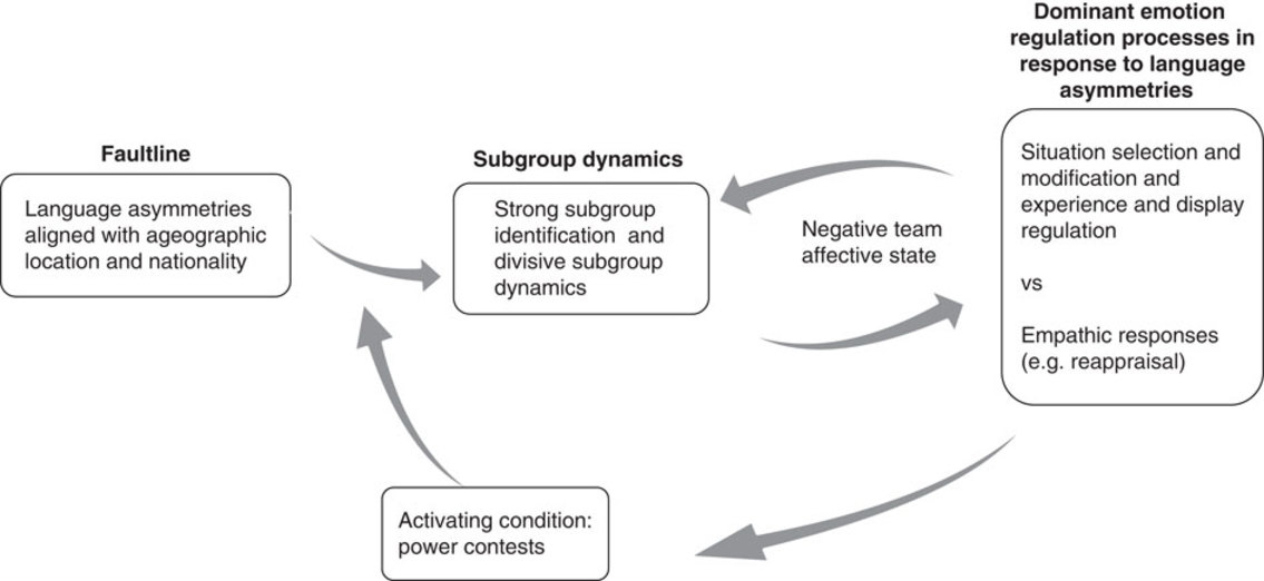 The Nuances Of Emotion And Language >> Language As A Lightning Rod Power Contests Emotion Regulation And