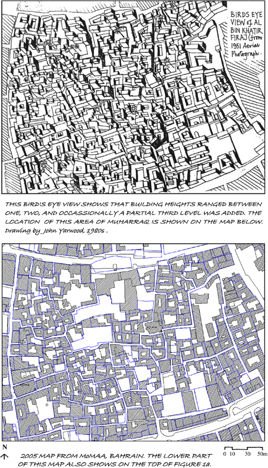 Generative processes for revitalizing historic towns or