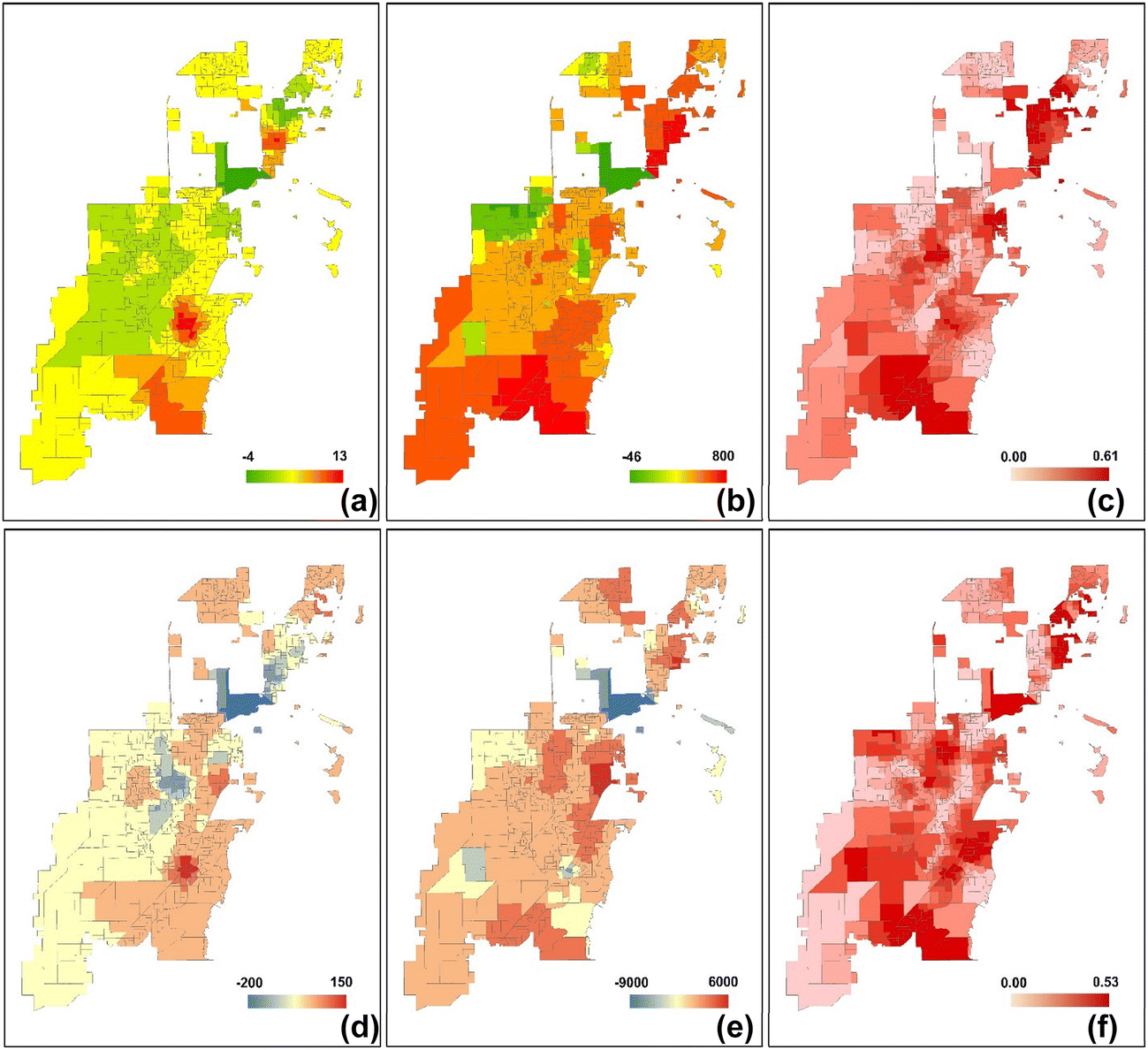 The role of land use and walkability in predicting crime