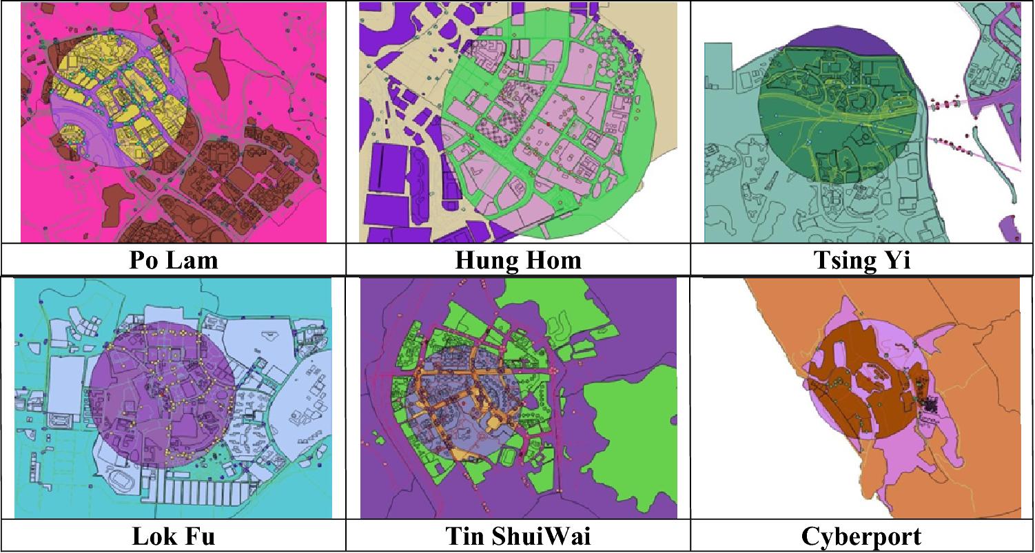 Neighbourhood adaptability for Hong Kong's ageing population