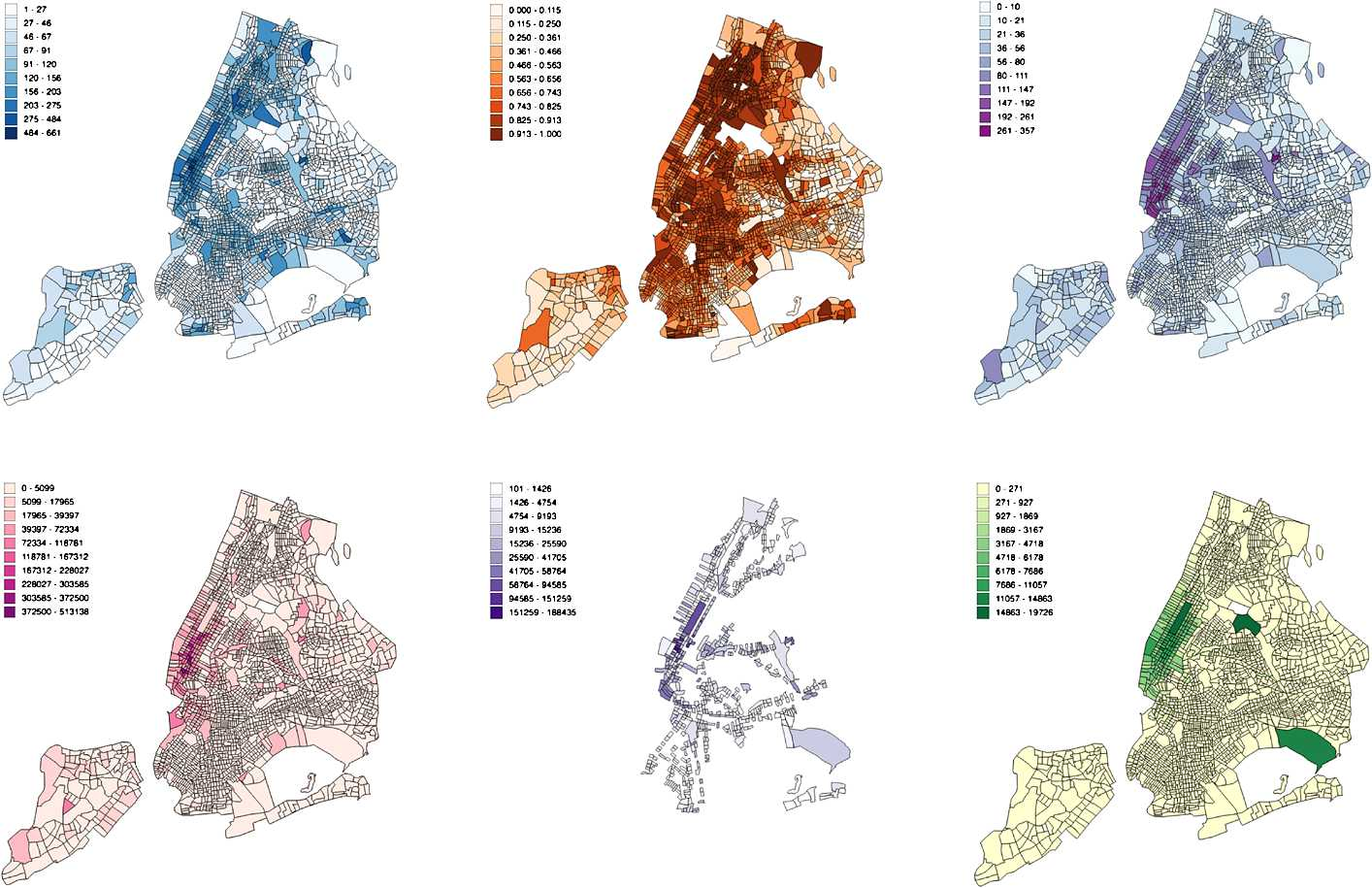Mining large-scale human mobility data for long-term crime