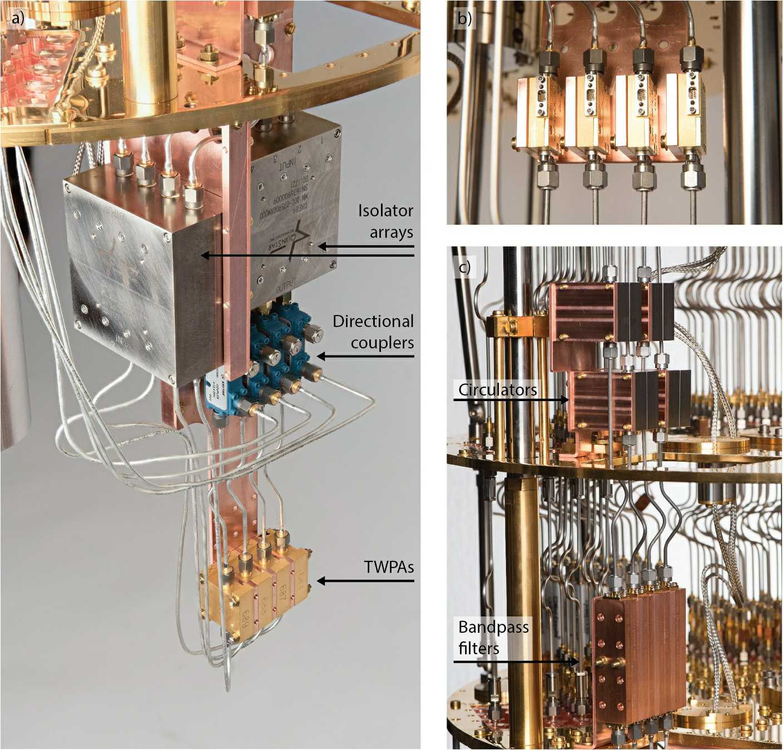 Engineering cryogenic setups for 100-qubit scale