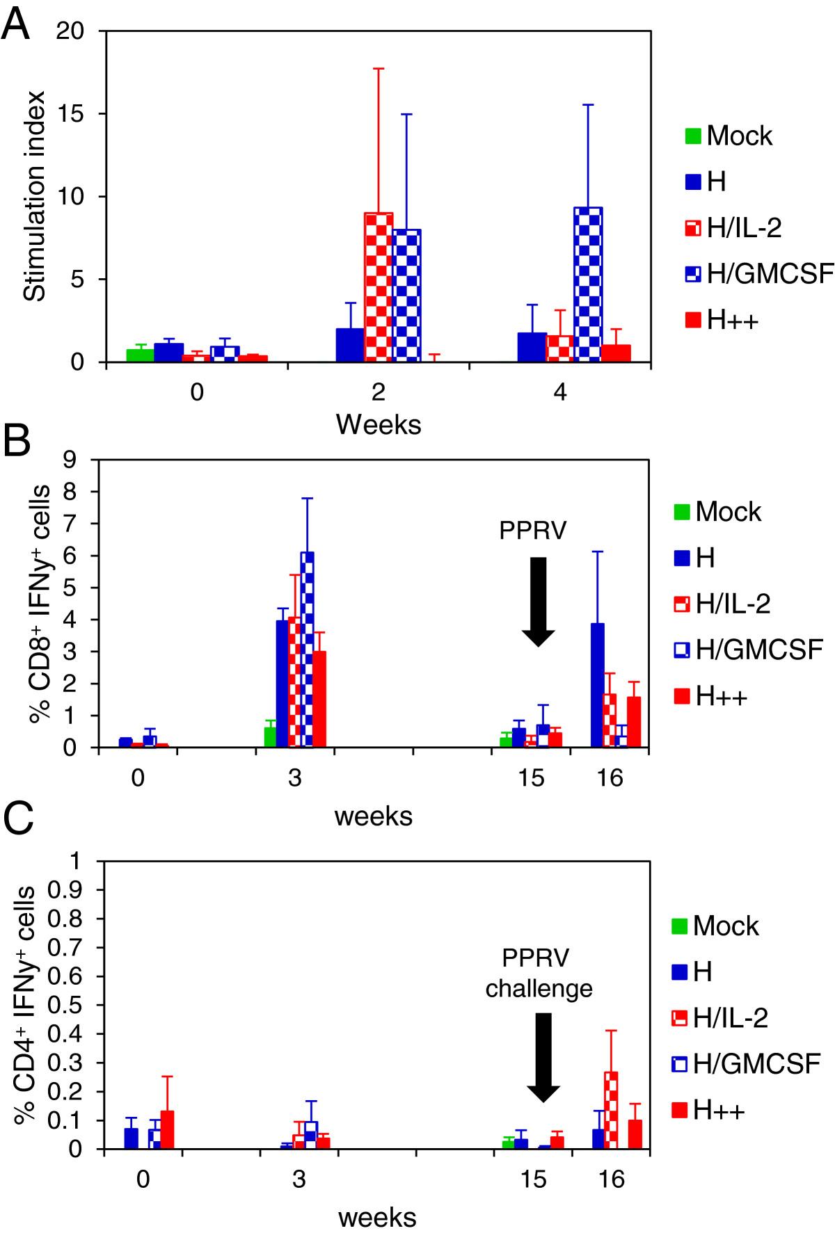 Recombinant adenovirus expressing the haemagglutinin of