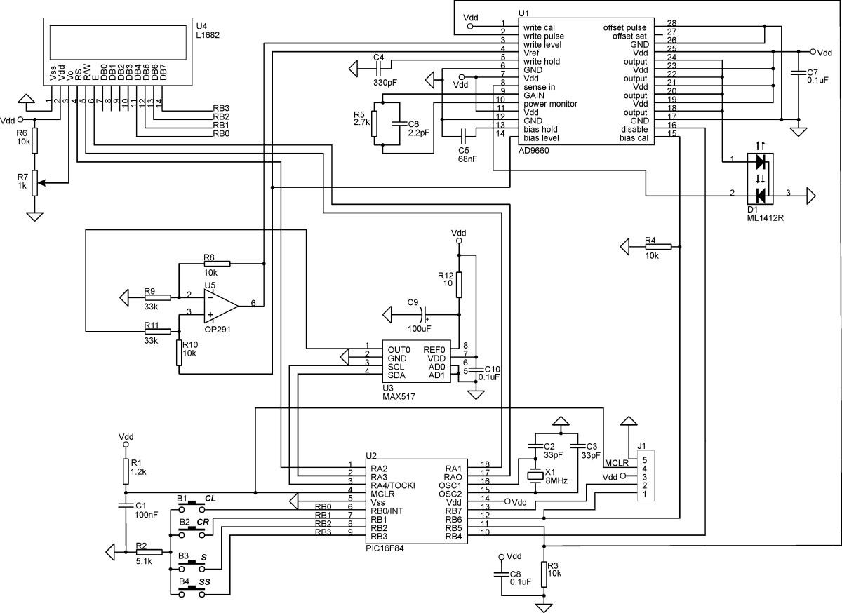 design and testing of low intensity laser biostimulator