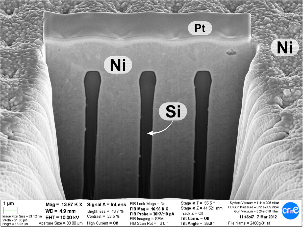 Macroporous Silicon For High Capacitance Devices Using Metal Figure 2 Sample Max13256 Supercap Charging Circuit