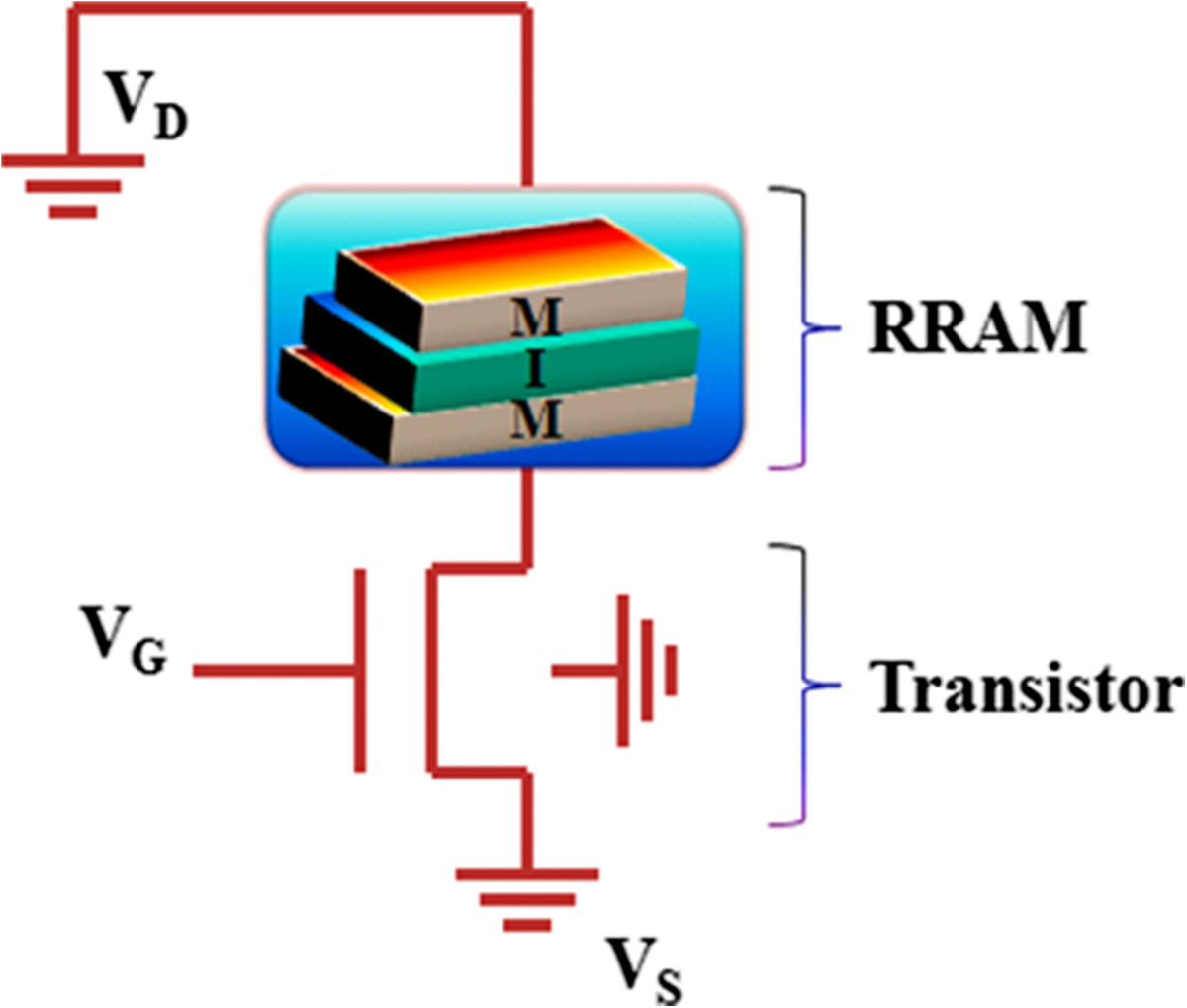 Overview Of Emerging Nonvolatile Memory Technologies Springerlink Figure 24 A Semiconductor Chip Integrated Circuit 29