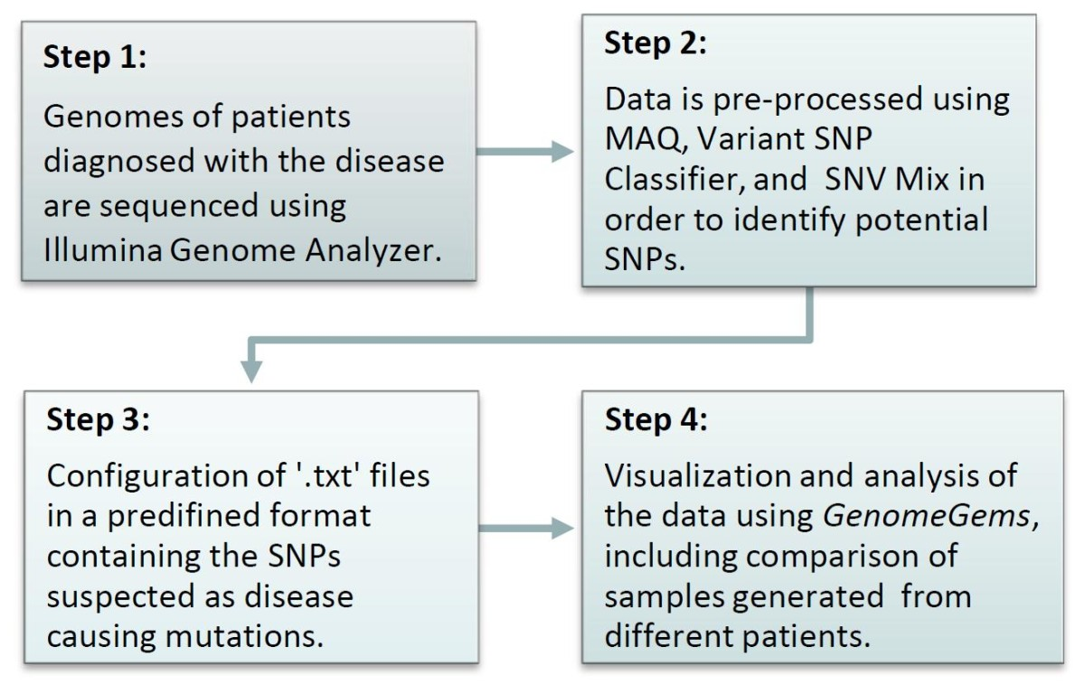 GenomeGems: evaluation of genetic variability from deep sequencing