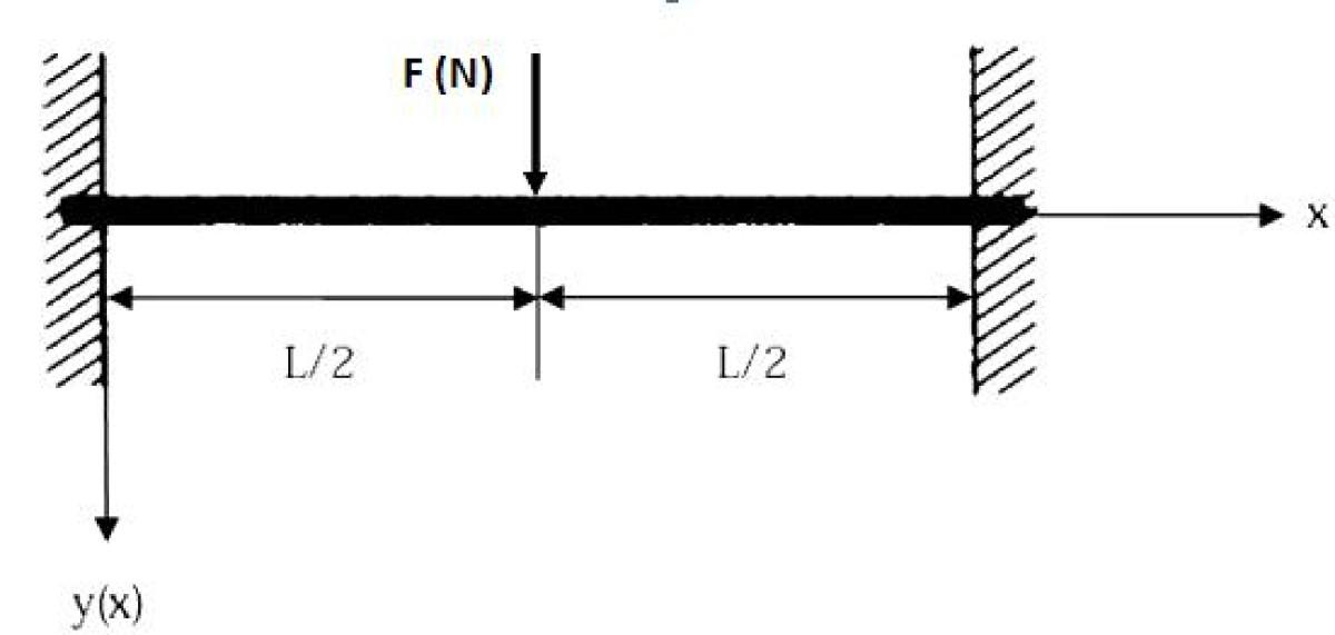 The comparison of homotopy perturbation method with finite