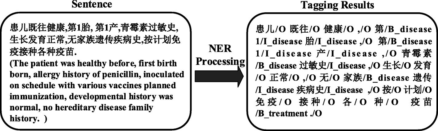 A multitask bi-directional RNN model for named entity