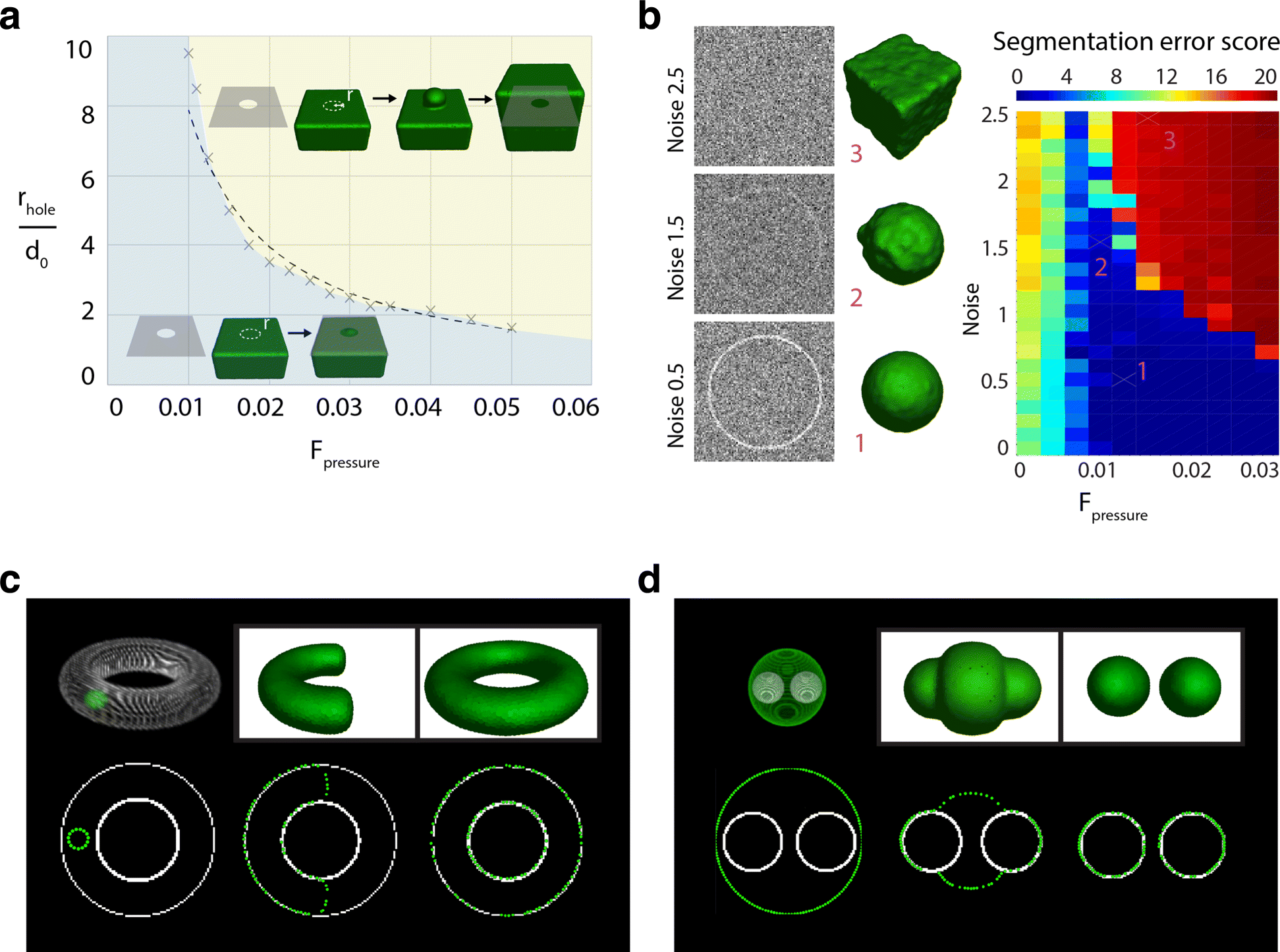 LimeSeg: a coarse-grained lipid membrane simulation for 3D image